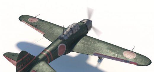 Mitsubish A6M Zero